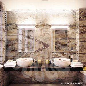 Luxury bathroom photo