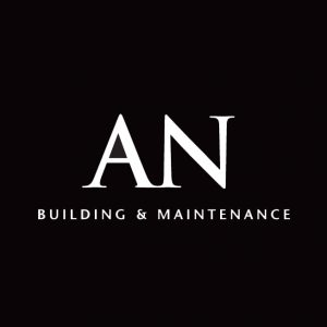AN Building & Maintenance Logo