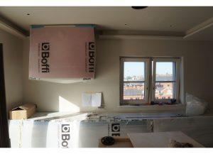 ANBM installing a new kitchen