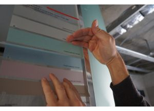 Choosing colour palette to paint your house