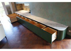 Annabella Nassetti bespoke marble furniture for luxury interior design