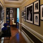 Corridor in grand London property
