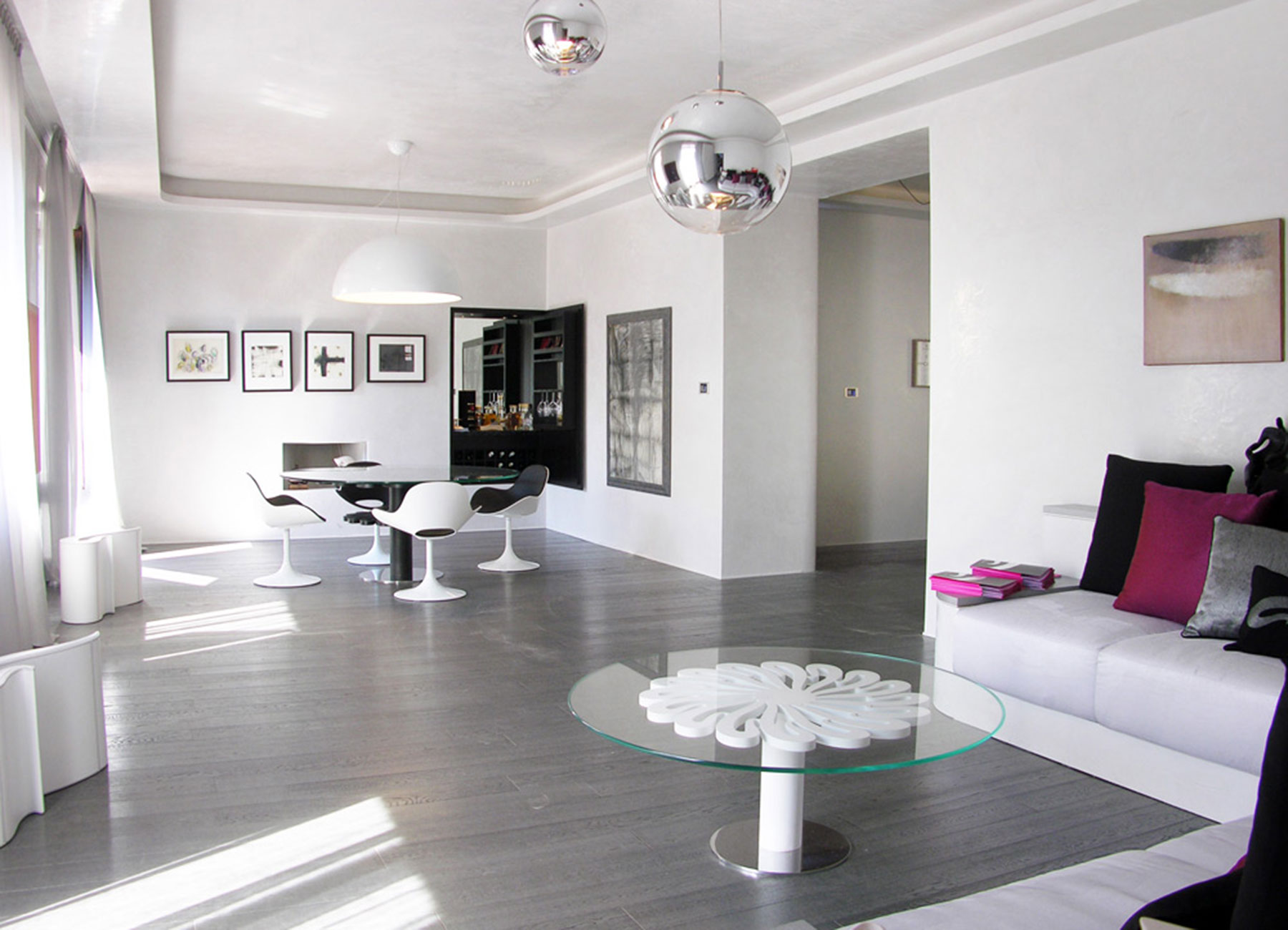 Italian Interior Design by Annabella Nassetti in Milan