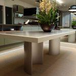 Bespoke modern table for dining room