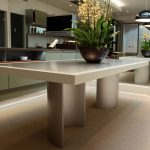 Bespoke modern table for dining room