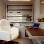 Office space with made-to-measure storage