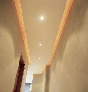 Corridor lights