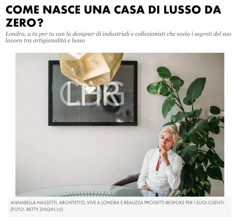 2annabella nassetti magazine feature in elle decor italia